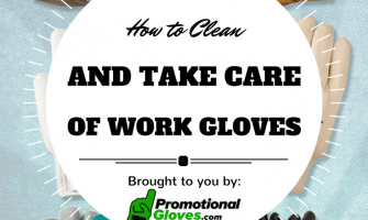How to Clean and Take Care of Work Gloves