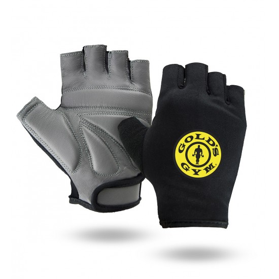 Fingerless and Padded Workout Gloves