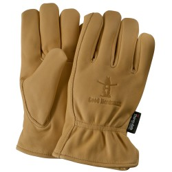 Lined Premium Grain Cowhide Leather Work Gloves