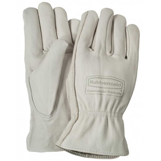 Premium Grain Buffalo Leather Work Gloves