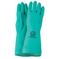 Puncture-Resistant Nitrile Gloves