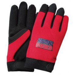 Red Spandex Mechanics Gloves