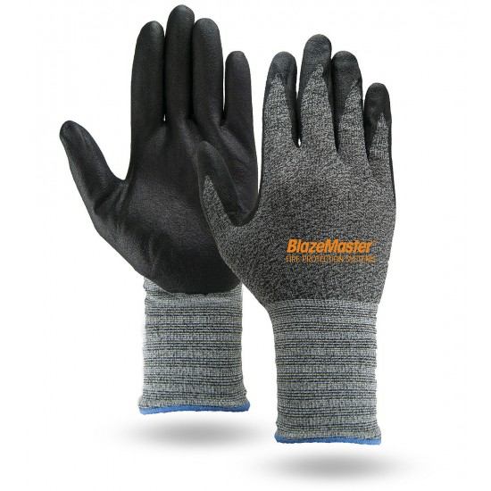 Stretchy Palm Dipped Touchscreen Gloves